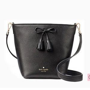 NWOT Kate Spade Hayes Bucket Bag